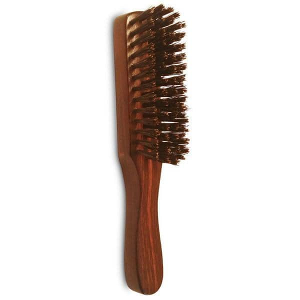 Beard grooming Wood brush.
