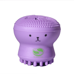 Exfoliate and Cleanse - Skincare Facial Brush