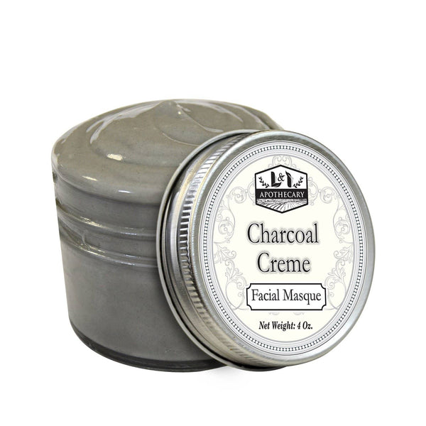 Charcoal Cream Masque
