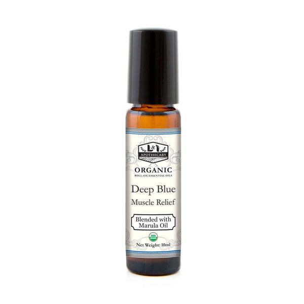 Organic Roll on Essential Oils (muscles Relief)