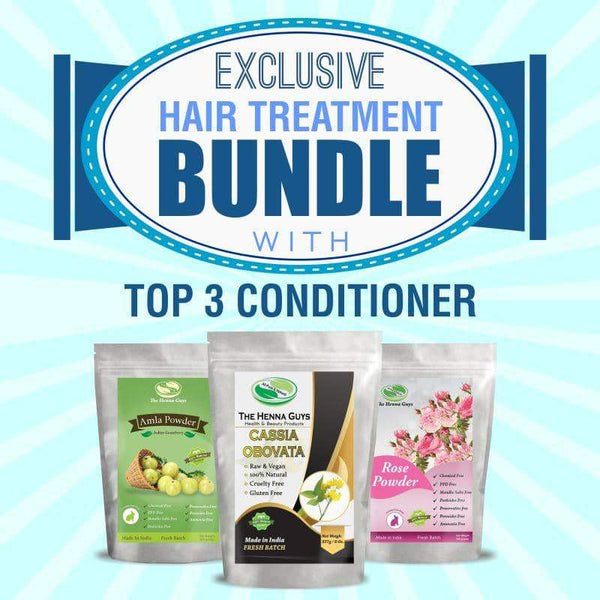 Hair treatment - TOP 3 Bundle with Conditioner