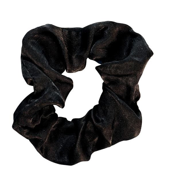 Satin Silk Hair Scrunchies ties - Set of 3
