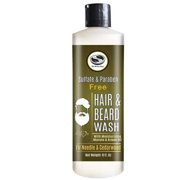 Fir Needle & Cedarwood Beard Wash
