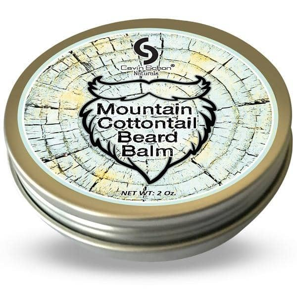Mountain Cottontail Beard Balm by The Henna Guys & Cavin schon
