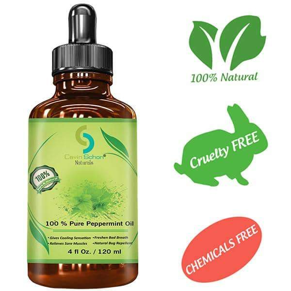 Peppermint Essential Oil By Cavin Schon