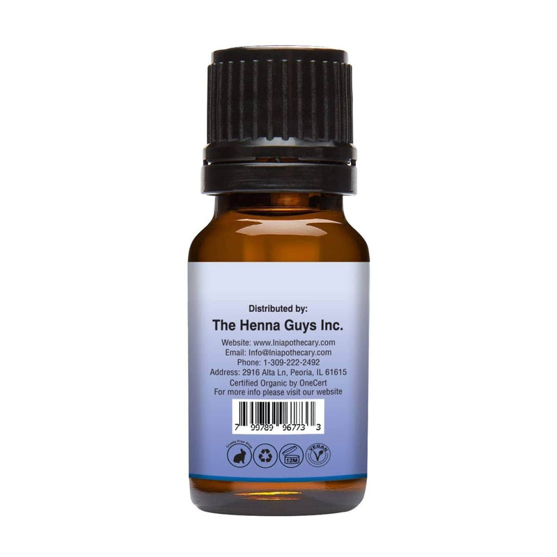 Organic Rosemary Essential Oil.