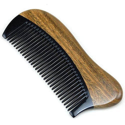 Sandalwood Small pocket comb