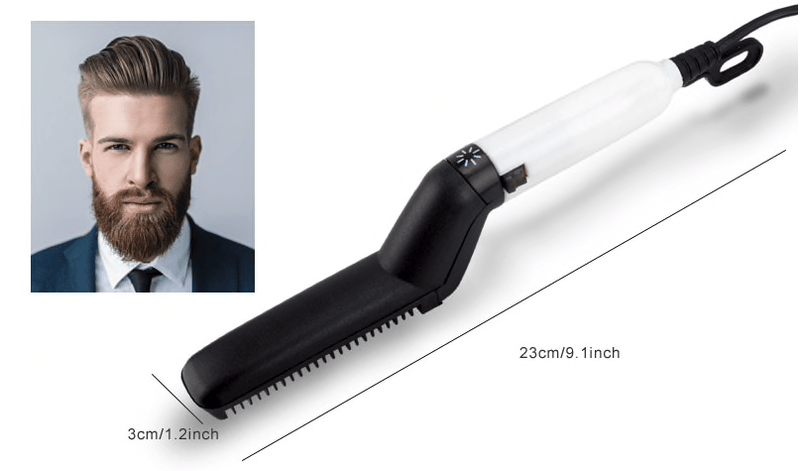 Beard & Hair Straightning Comb For Men