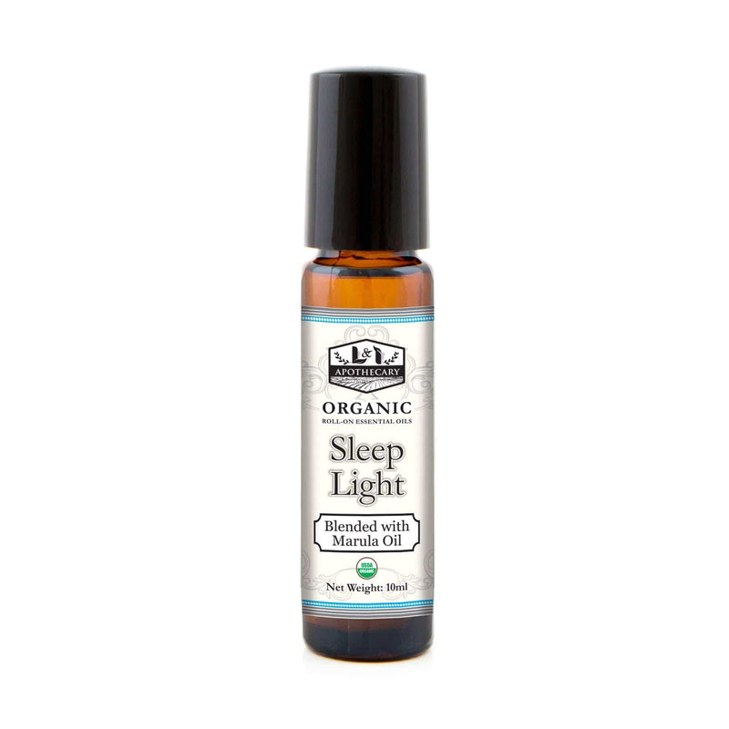 Organic Roll on Essential Oils (Sleep light)