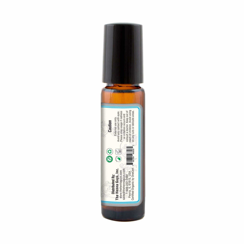 Organic Roll on Essential Oils (Sleep light) back