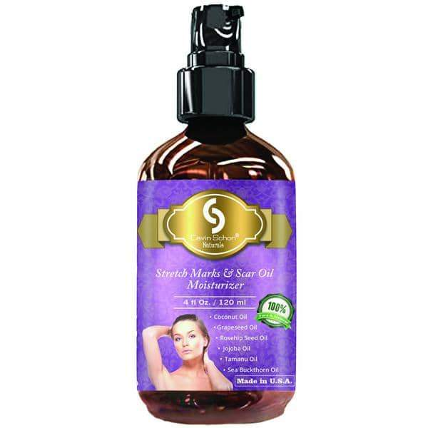Stretch Mark & Scar Moisturizer Oil