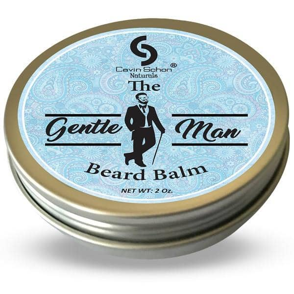 The Gentle Man Beard Balm by The Henna Guys & Cavin schon