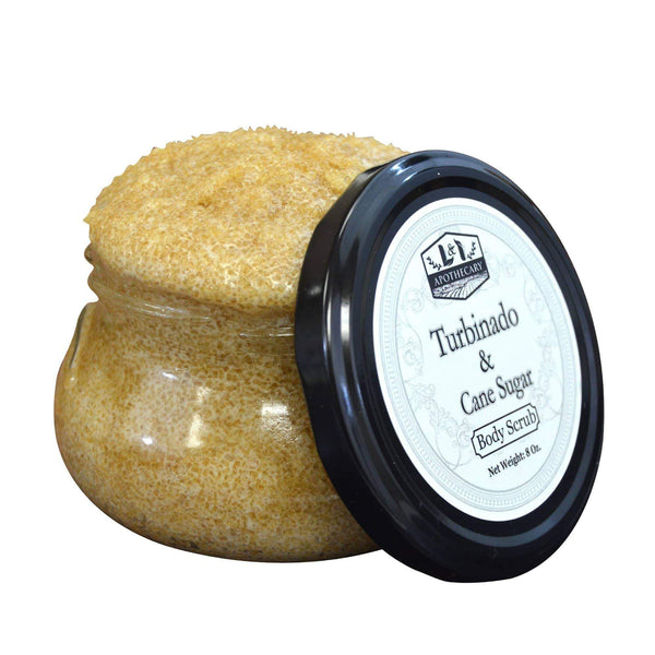 Turbinado & Cane Sugar Body Scrub