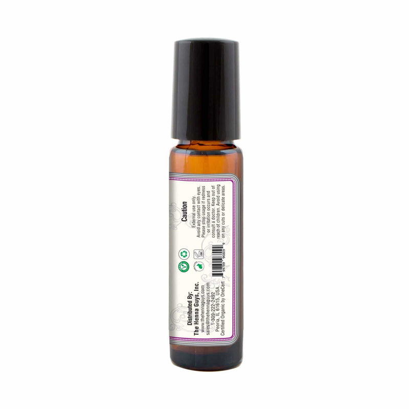 Organic Roll on Essential Oils (Unwind & Restore) right back