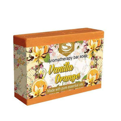 Vanilla Orange Soap