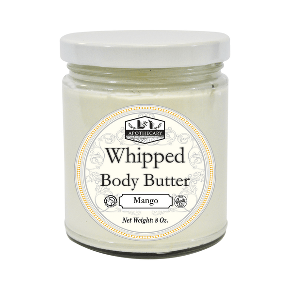 Whipped Body Butter - Mango