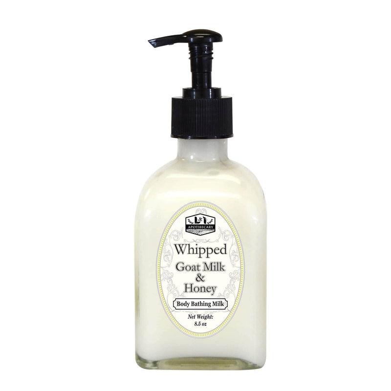 Luxurious Goat Milk & Honey Body Wash