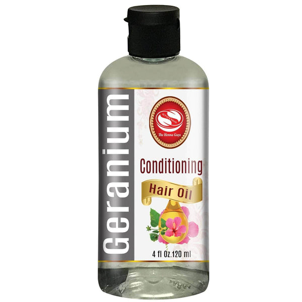 Geranium Hair Oil