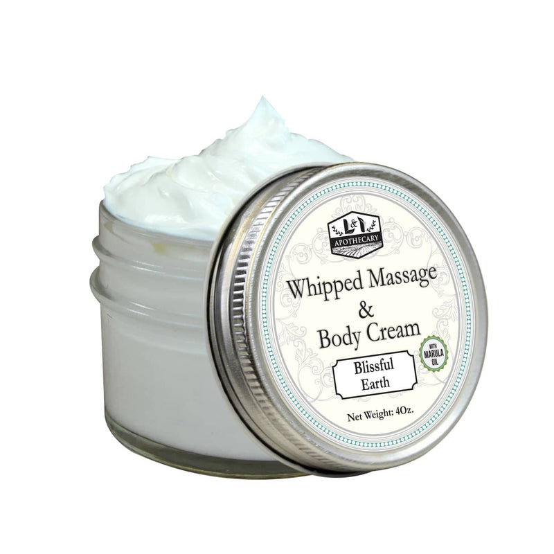 Whipped Face & Body Massage Creams (Bliss full earth)