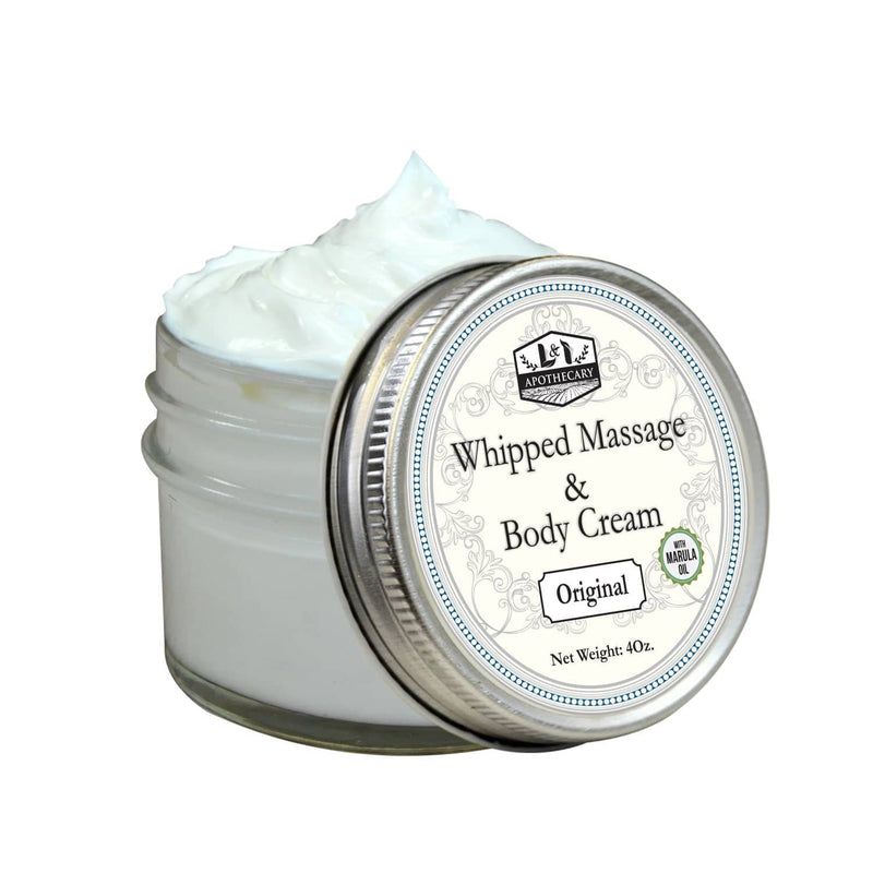 Whipped Face & Body Massage Creams (original)