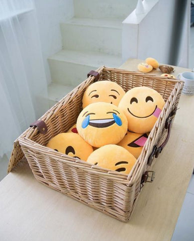 Mini Emoji Plush Toys