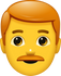 Download Red Hair Man Emoji
