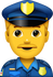 Download Police Man Emoji
