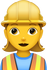Download Woman Construction Worker