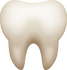 Download Tooth Emoji
