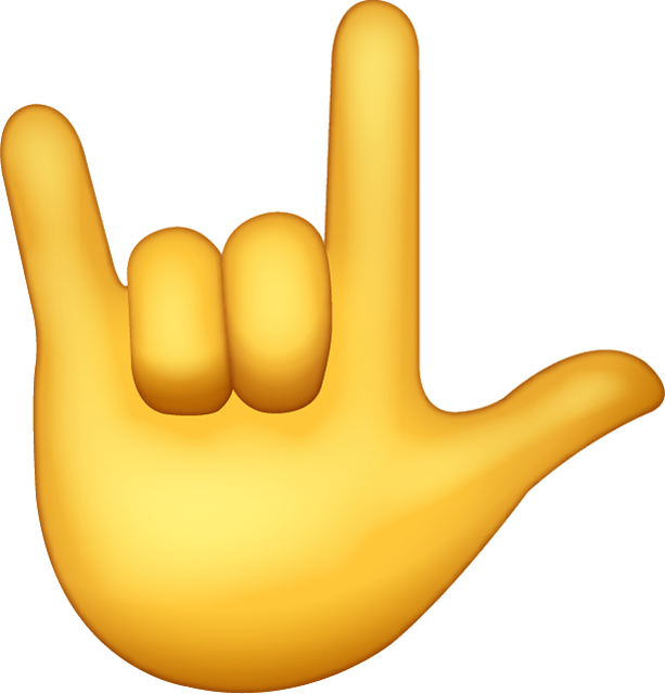 Download Rock Emoji [Iphone IOS Free PNG]