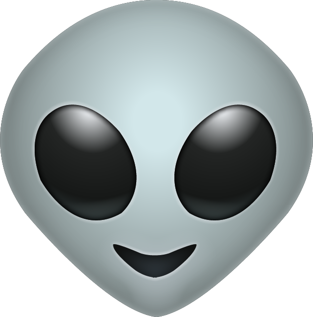 Download Alien Emoji Icon