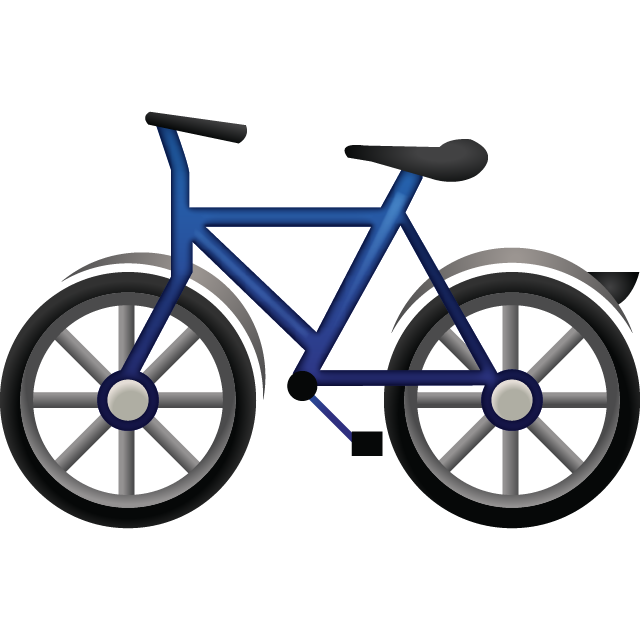 Download Bicycle Emoji