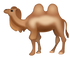 Download Camel Iphone Emoji JPG