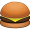 Download Cheese Burger Emoji