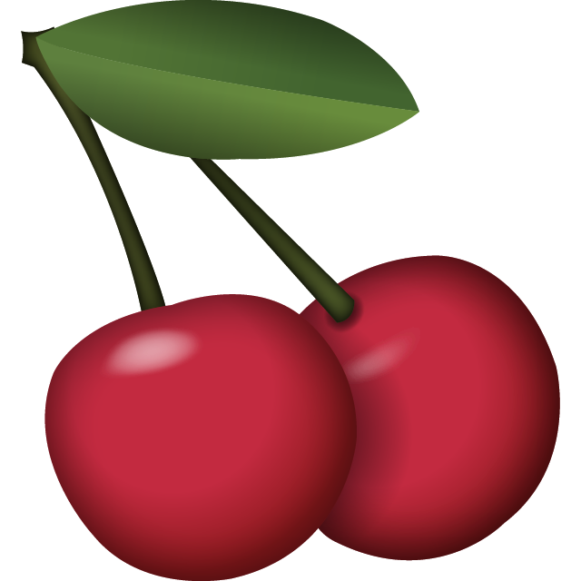 Download Cherry Emoji