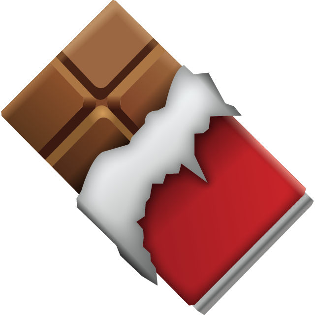 Download Chocolate Bar Emoji