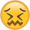 Download Confounded Face Emoji