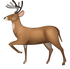 Download Deer Iphone Emoji JPG