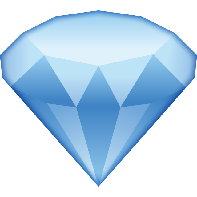 Download Diamond Emoji
