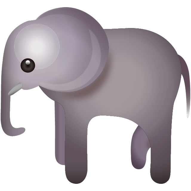 Download Elephant Emoji