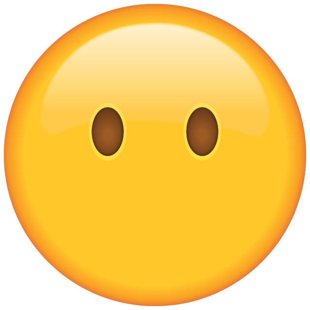 Download Emoji Face without Mouth