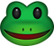 Download Frog Emoji In PNG