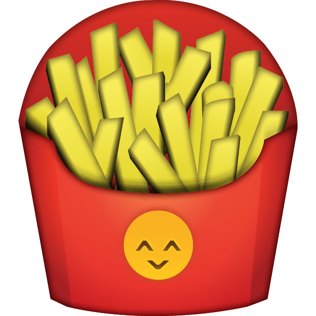 Download French Fries Emoji