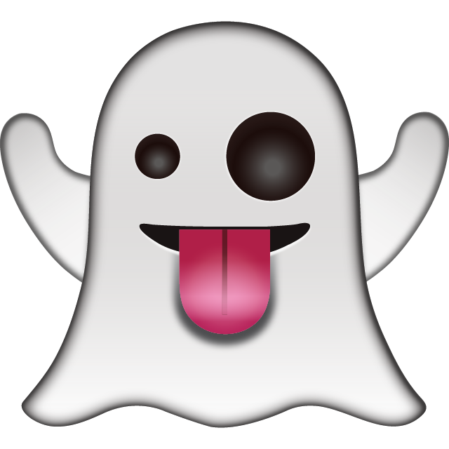 Download Ghost Emoji
