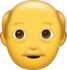 Download Grandpa Iphone Emoji JPG