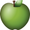 Download Green Apple Emoji