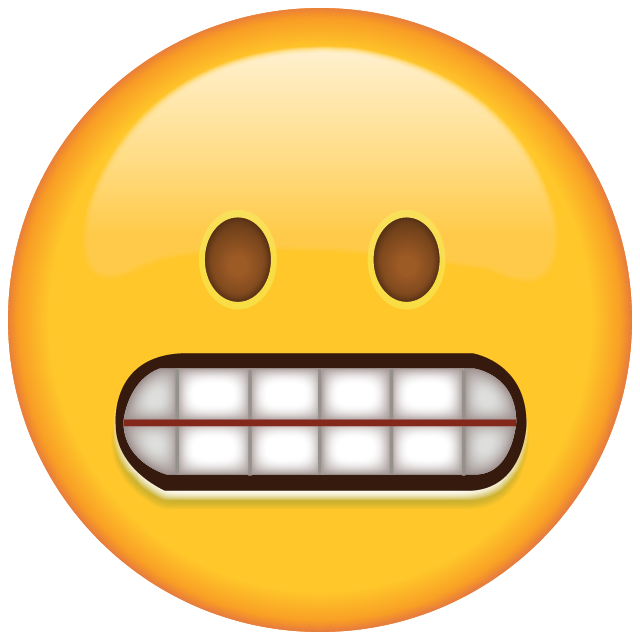Image result for teeth smiling emoji