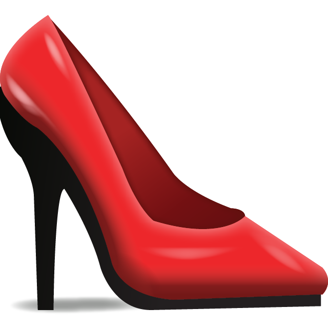 Download HIgh Heel Shoe Emoji
