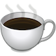 Download Hot Coffee Emoji Icon