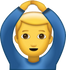 Download Man Saying Yes Iphone Emoji JPG